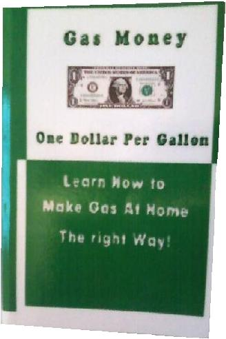 Gas money cover